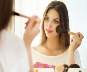 Follow these tips to keep makeup from sweating in summer - Hindi News